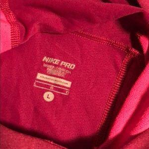 Nike long sleeve, Dri-fit, never worn.